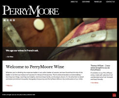 Perry Moore Wine